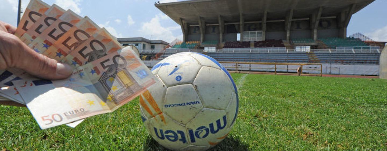 Dirty Soccer, le penalizzazioni: quattro punti al Sorrento, prosciolta la Scafatese