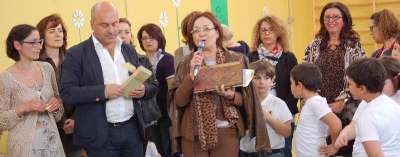"""""""Giornata mondiale del libro"""" a Candida"""