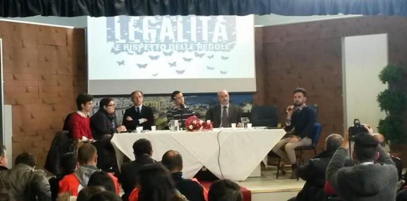 Legalità, Cantelmo incontra gli studenti a Caposele