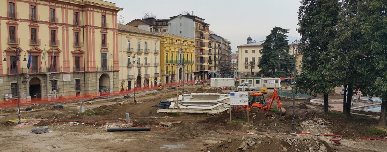 Palazzo di città: «Le dimissioni del direttore dei lavori non fermano il cantiere di piazza Libertà»