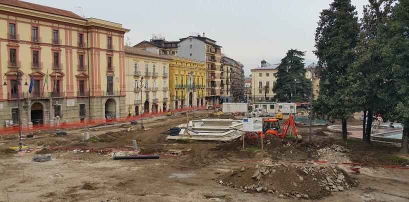Verso Pasqua, i cantieri da evitare ad Avellino