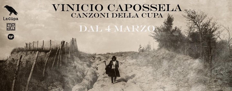 Intervento alle corde vocali per Vinicio Capossela, posticipata l'uscita del nuovo disco
