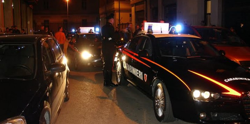 Movida Montella, intervengono le Forze dell'Ordine: sei denunciati