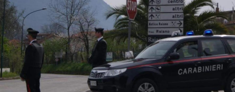 A Santa Lucia di Serino tentano il furto in un'abitazione, arrestati due rumeni