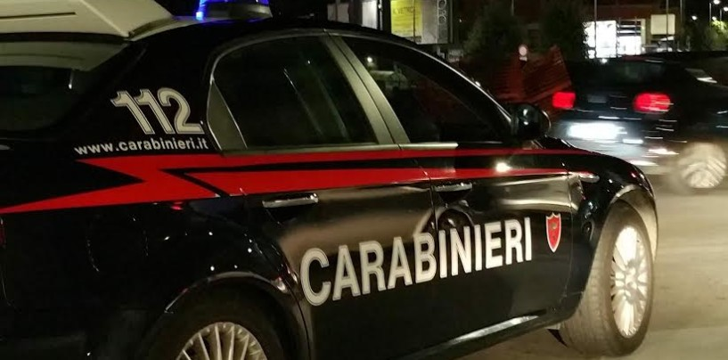 Inseguimento sull'Ofantina, arrestati dai Carabinieri con l'accusa di tentata rapina