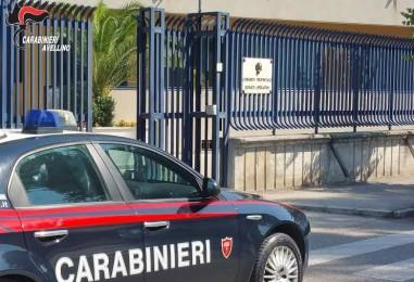 Avellino, topo d'appartamento arrestato dai carabinieri