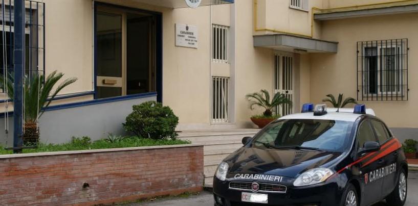 Baiano, 4 denunce dei carabinieri