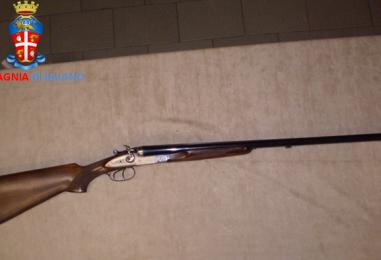 Baiano – Denunciato per detenzione illegale di armi da fuoco