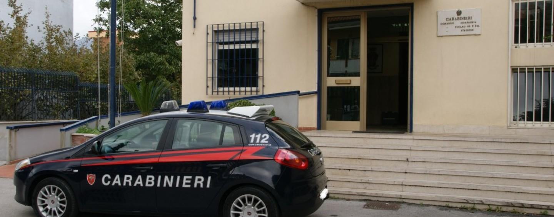 Ladri in azione nel cimitero di Montoro: trafugati portafiori in rame