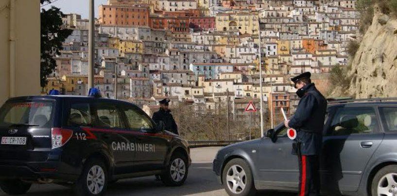 Da Napoli per commettere furti in Alta Irpinia: allontanato 40enne