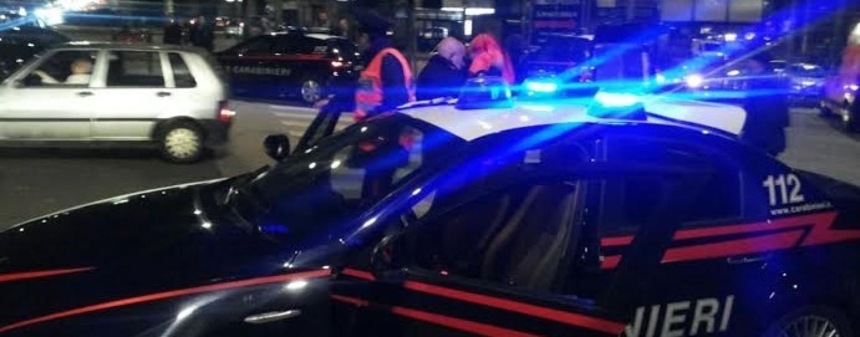 Furti in Alta Irpinia, tredici persone identificate e allontanate