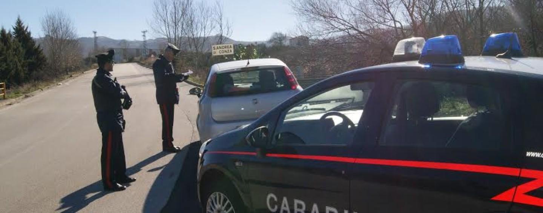 Teora, contrasto ai furti: 28enne dell'est Europa allontanata dai Carabinieri