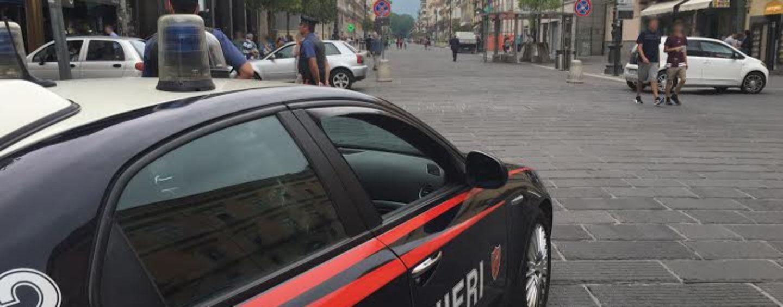 Bimbo travolto in Corso Vittorio Emanuele da una bici, investitore denunciato