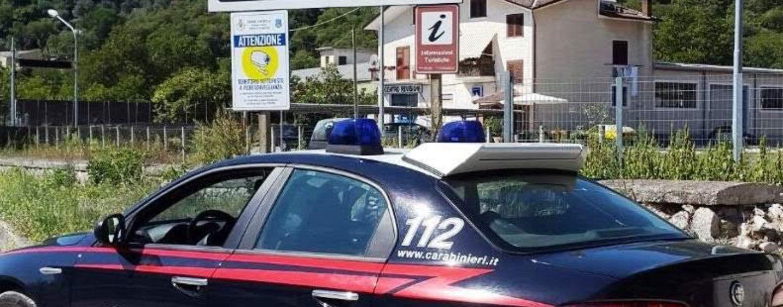 Raffica di controlli dei Carabinieri in Irpinia, scattano le denunce