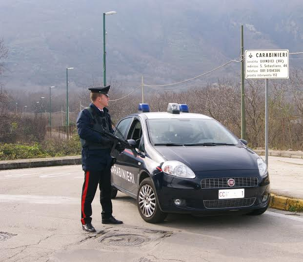 carabinieri quindici