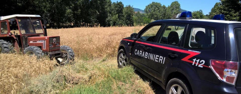 Trattore si ribalta, muore un agricoltore a Lioni