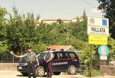 Vallata – Un'anziana colta da un malore viene salvata dai Carabinieri