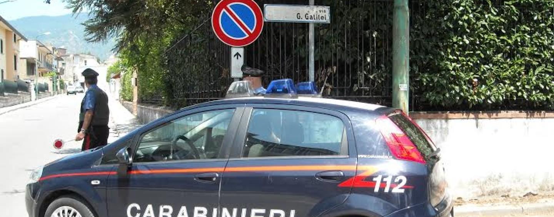 Detiene sostanze stupefacenti a fine di spaccio: scoperto e denunciato dai Carabinieri