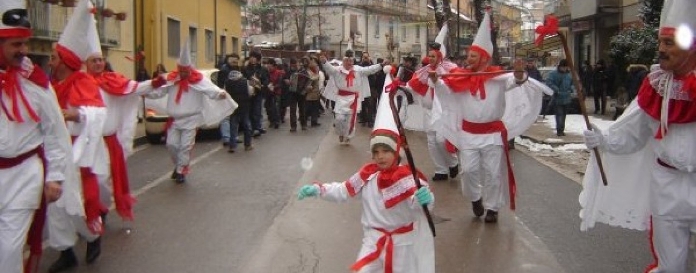 La lamentazione per Carnevale morto, a Montemarano resta la tradizione