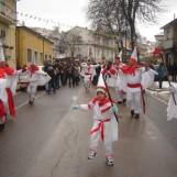 Montemarano, la tradizione millenaria del Carnevale rivive in Irpinia: fitto cartellone di eventi