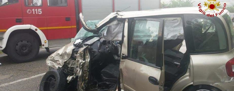 Tragico incidente stradale a Casalbore: 55enne perde la vita