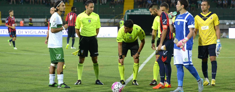 Avellino Calcio – Nasca arbitra il match con la Virtus Entella