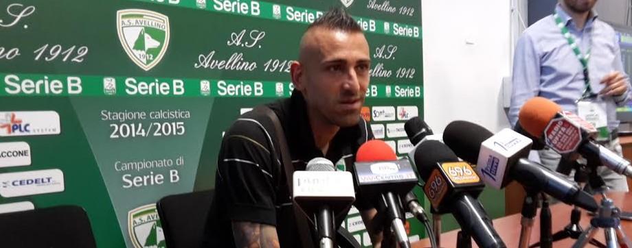 Luigi Castaldo Avellino Calcio