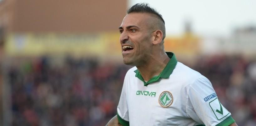 Avellino Calcio – Castaldo non si allena: è a rischio per il Livorno