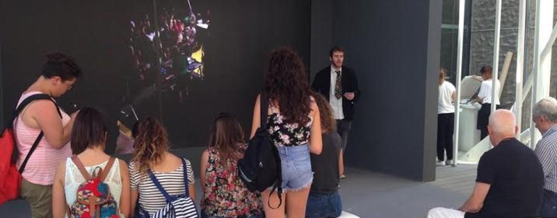 Castellarte porta la magia dell'arte di strada all'Expo