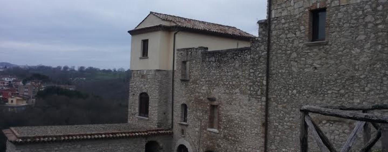 """Al Castello D'Aquino la mostra dei progetti e la presentazione del libro """"Cripta"""""""