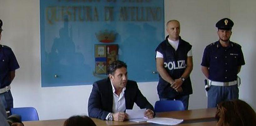 Marcello Castello è il nuovo Capo della Squadra Mobile di Salerno