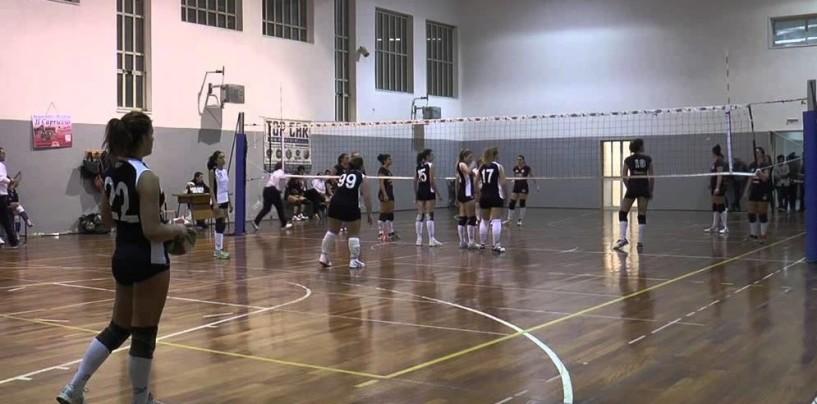 """Volley Femminile U-18: derby caudino senza esclusione di """"colpi"""""""