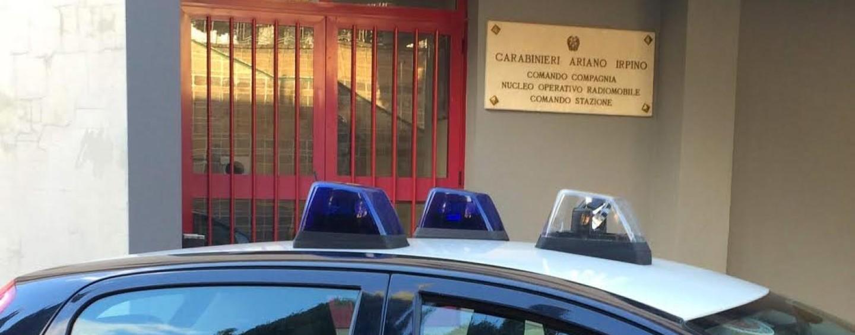 Droga ad Ariano Irpino, arrestato minorenne dell'Est Europa