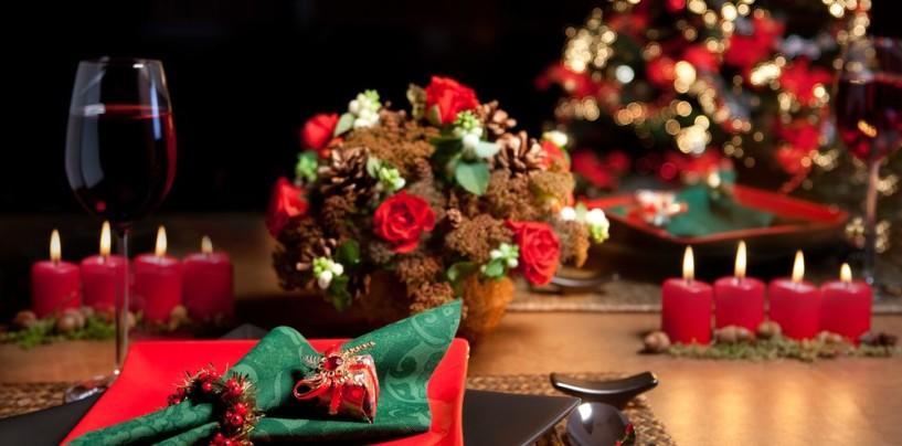 A tavola durante le feste di Natale, il decalogo del diabetico