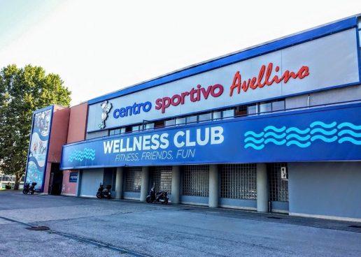 Sequestrata l'area esterna della Piscina Comunale di Avellino