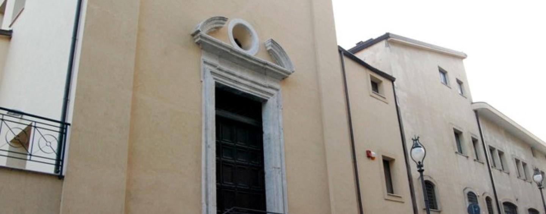 Inaugurazione di una mostra di pittura oggi ad Avellino