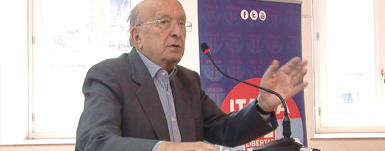 """De Mita ad Agorà attacca il governo giallo-verde: """"Inorridisco quando sento Di Maio"""""""