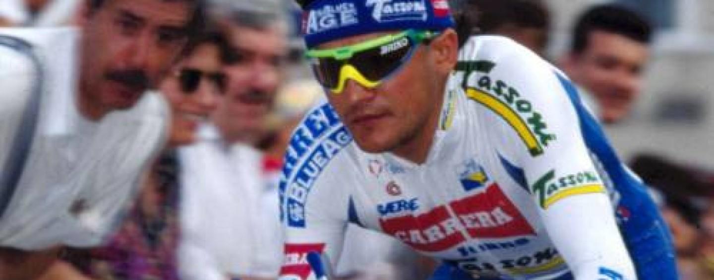 Claudio Chiappucci ad Avellino per programmare il Giro della Campania in rosa