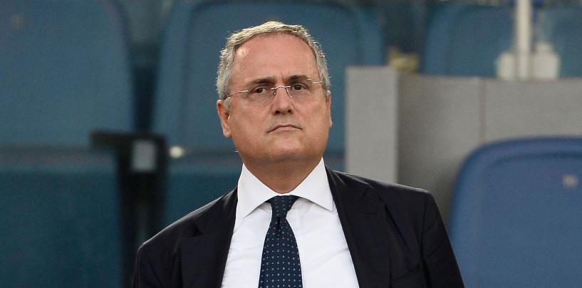 Calcio – L'ombra di Lotito sul bilancio del Bari: scandalo alle porte sui diritti televisivi