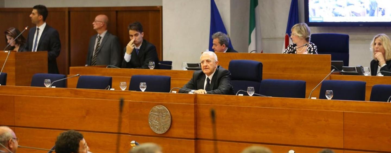 Verso le regionali – Il voto in Emilia e Calabria determinante per le alleanze in Campania