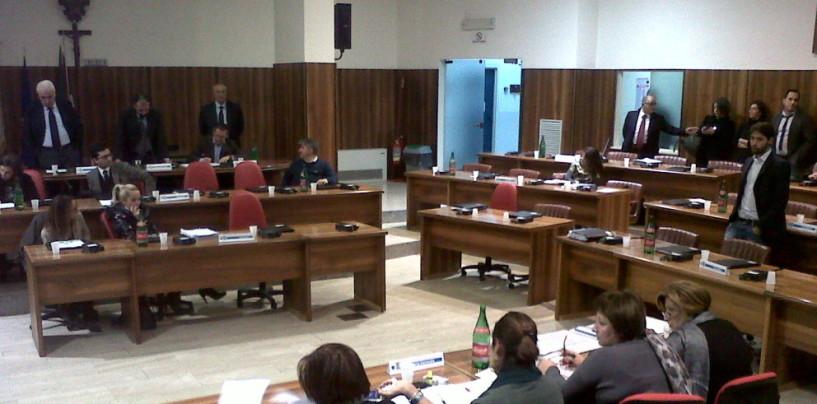 Consiglio Comunale, approvata all'unanimità difesa di acqua pubblica ed Alto Calore