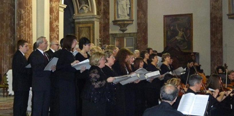 """La Corale Duomo di Avellino si aggiudica il premio """"Don Rua"""" a Caserta"""