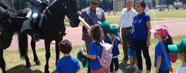 Avellino – Sportdays 2015, successo per le iniziative del Corpo forestale dello Stato