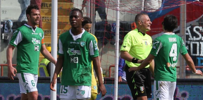 FOTO/ Avellino Calcio – Il pagellone dei lupi: Soumarè è imprendibile