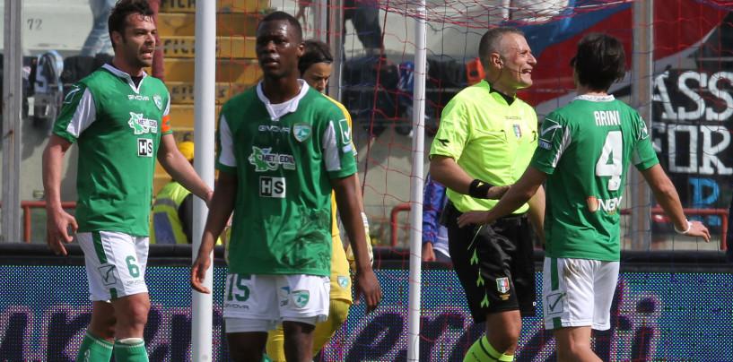 Avellino Calcio – A Cagliari fischia Baracani: fece infuriare Rastelli e i lupi a Catania