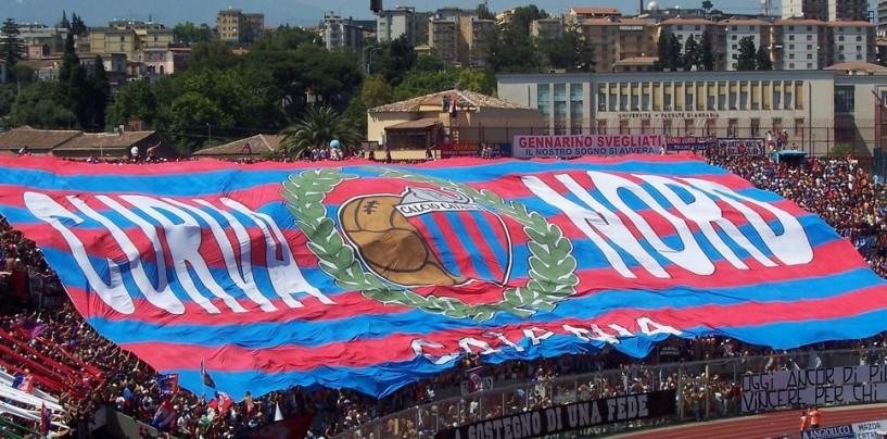 Calcio – Il Catania è una polveriera: la Nord contesta Pulvirenti
