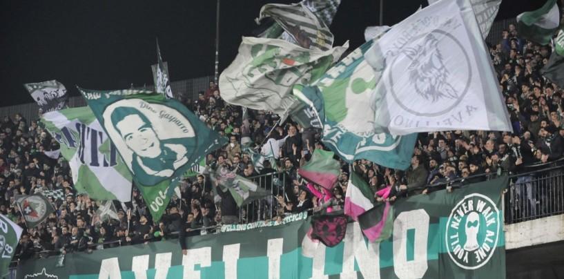 Avellino Calcio – Biglietti a prezzi stracciati per la gara con il Trapani