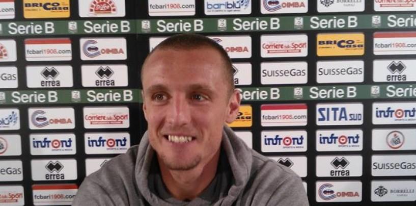 """Bari, il parallelismo di Defendi: """"Il Pescara come l'Avellino: sarà sfida accesa"""""""