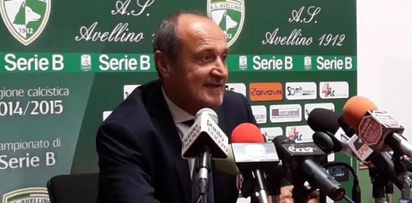 """SALA STAMPA/ Delio Rossi resta in guardia: """"Non sottovalutiamo l'Avellino al ritorno"""""""