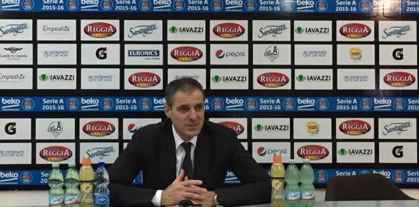 """Basket, Dell'Agnello: """"Scandone squadra forte e completa, Caserta vuole giocare una grande partita"""""""